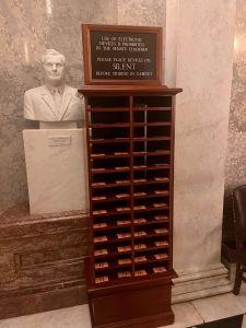 Senate cell-phone tower - Axios